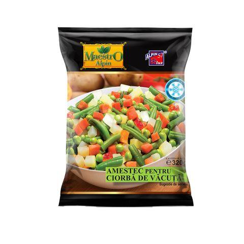 amestec de legume pentru ciorba